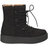 Sapatos Mulher Botas de neve Fornarina PI18TA1138T000 Preto