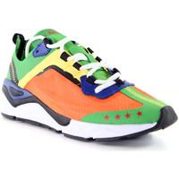 Sapatos Homem Sapatilhas Invicta 4461160/U Laranja