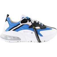 Sapatos Homem Sapatilhas Date M321-AR-DO-SK Branco