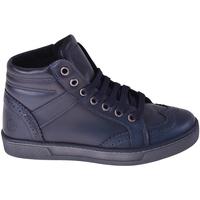 Sapatos Criança Sapatilhas de cano-alto Melania ME6000F8I.V Azul