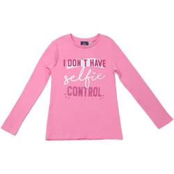 Textil Criança T-shirt mangas compridas Chicco 09006871000000 Rosa