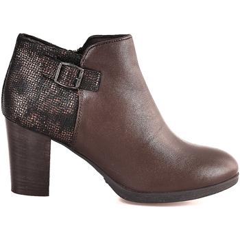 Sapatos Mulher Botas baixas IgI&CO 2196211 Castanho