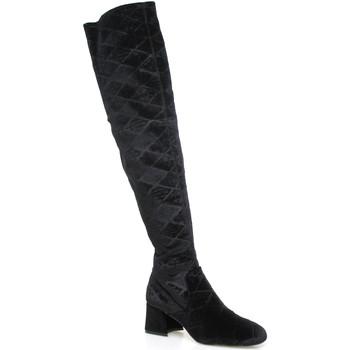 Sapatos Mulher Botas altas Apepazza SHR06 Preto