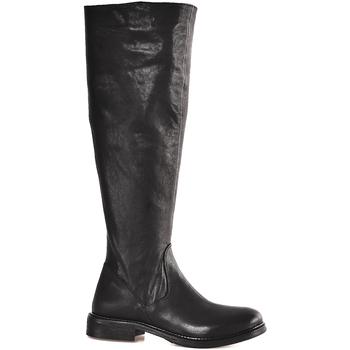 Sapatos Mulher Botas Mally 6463 Preto