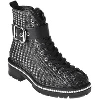 Sapatos Mulher Botins Elvio Zanon I6508N Preto