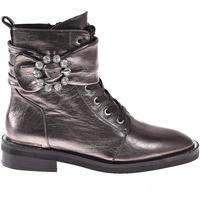 Sapatos Mulher Botins Elvio Zanon I8101N Cinzento
