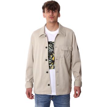 Textil Homem Casacos Calvin Klein Jeans K10K105272 Cinzento