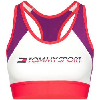 Textil Mulher Tops e soutiens de desporto Tommy Hilfiger S10S100348 Tolet