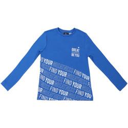 Textil Criança T-shirt mangas compridas Chicco 09006867000000 Azul