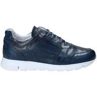 Sapatos Homem Sapatilhas Exton 332 Azul