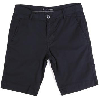 Textil Homem Shorts / Bermudas Key Up 2P17A 0001 Azul