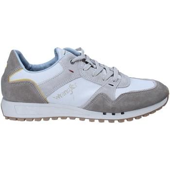 Sapatos Homem Sapatilhas Wrangler WM181090 Cinzento