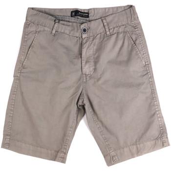 Textil Homem Shorts / Bermudas Key Up 2P17A 0001 Cinzento