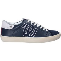 Sapatos Homem Sapatilhas Wrangler WM181135 Azul