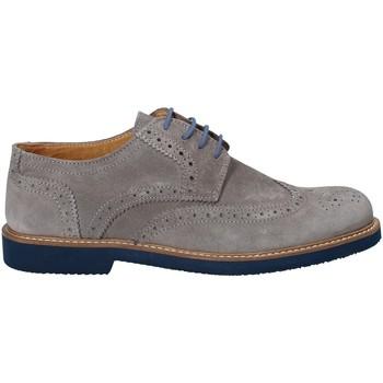 Sapatos Homem Sapatos Exton 9190 Cinzento