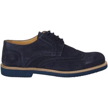 Sapatos Homem Sapatos Exton 9190 Azul