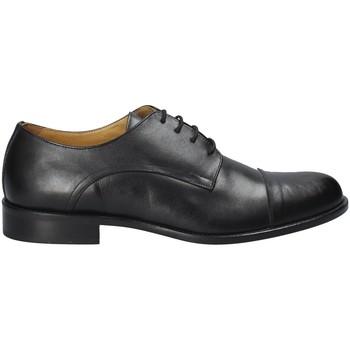 Sapatos Homem Richelieu Exton 6013 Preto