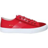 Sapatos Homem Sapatilhas Gas GAM810035 Vermelho