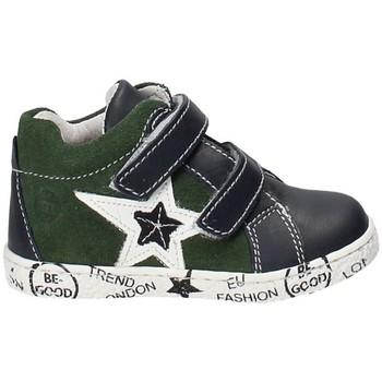 Sapatos Criança Sapatilhas de cano-alto Melania ME0157A8I.B Verde