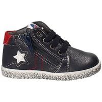 Sapatos Criança Sapatilhas de cano-alto Melania ME0140A8I.B Azul