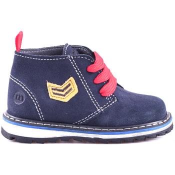 Sapatos Criança Botas baixas Melania ME1032B8I.B Azul