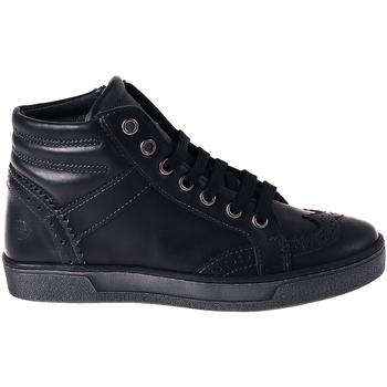 Sapatos Criança Sapatilhas de cano-alto Melania ME6000F8I.B Azul