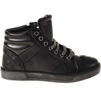 Sapatos Criança Sapatilhas de cano-alto Melania ME6000F8I.A Preto