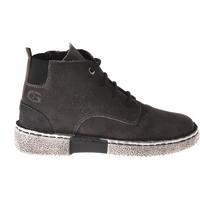 Sapatos Criança Botas baixas Grunland PO1397 Cinzento