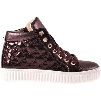 Sapatos Criança Sapatilhas de cano-alto Melania ME6413F8I.A Vermelho