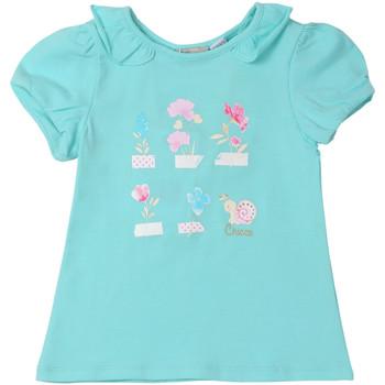 Textil Criança T-Shirt mangas curtas Chicco 09006969000000 Azul