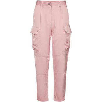Textil Mulher Calça com bolsos Calvin Klein Jeans K20K201768 Rosa
