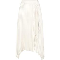 Textil Mulher Saias Calvin Klein Jeans K20K201785 Bege
