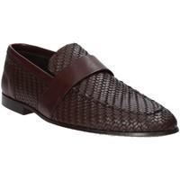 Sapatos Homem Mocassins Marco Ferretti 161213MF Castanho