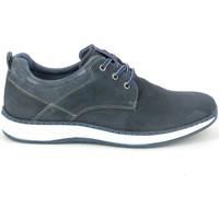 Sapatos Homem Sapatilhas Grunland SC3806 Azul