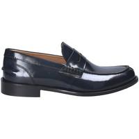 Sapatos Homem Mocassins Exton 102 Azul
