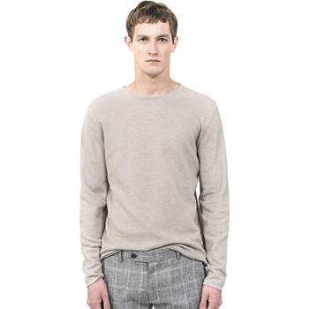 Textil Homem camisolas Antony Morato MMSW00938 YA100018 Cinzento