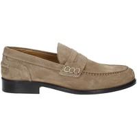 Sapatos Homem Mocassins Rogers 652 Bege