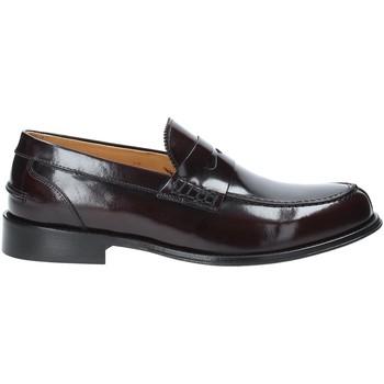 Sapatos Homem Mocassins Exton 102 Vermelho