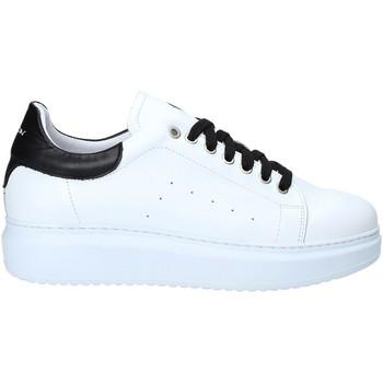 Sapatos Homem Sapatilhas Exton 955 Preto