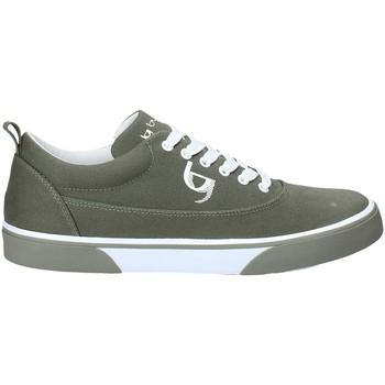 Sapatos Homem Sapatilhas Byblos Blu 2MA0006 LE9999 Verde