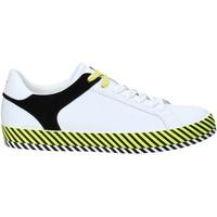 Sapatos Homem Sapatilhas Byblos Blu 2MA0004 LE9999 Branco