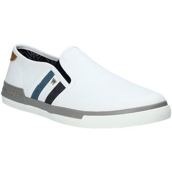 Sapatos Homem Slip on Wrangler WM91102A Branco