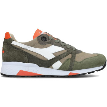 Sapatos Homem Sapatilhas Diadora 201.172.779 Verde