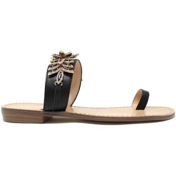 Sapatos Mulher Chinelos Gold&gold A19 GL303 Preto