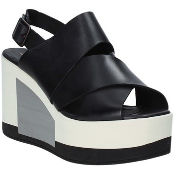 Sapatos Mulher Sandálias Marco Ferretti 660298MF Preto