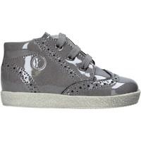 Sapatos Criança Botas baixas Falcotto 2013540-02-0B01 Cinzento