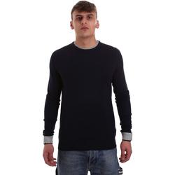 Textil Homem camisolas Gaudi 921BU53012 Azul