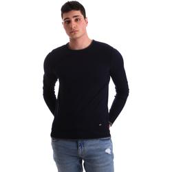 Textil Homem camisolas Gaudi 921BU53036 Azul