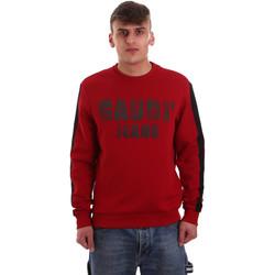 Textil Homem Sweats Gaudi 921BU64051 Vermelho