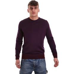 Textil Homem camisolas Navigare NV10221 30 Vermelho